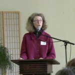 Ann reports from the strategic planning committee